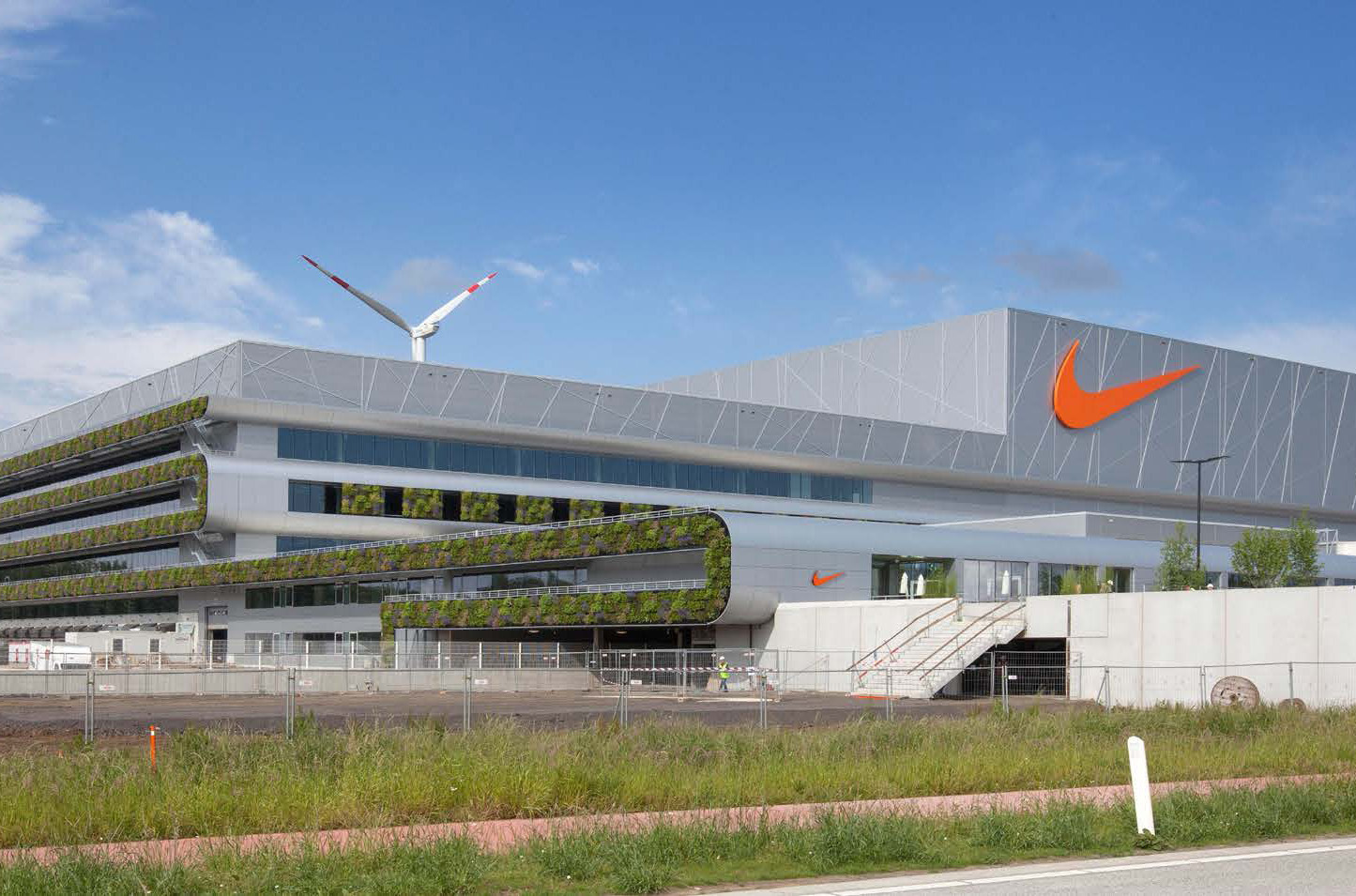 Logistiek centrum Nike