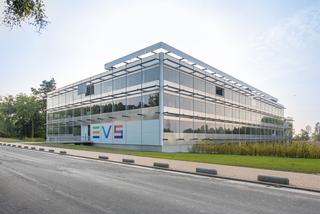 Headquarters EVS Broadcast, Seraing