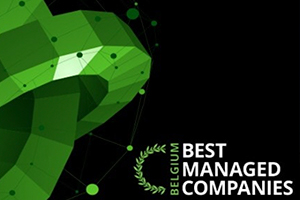 SAEY erkend als BEST MANAGED COMPANY